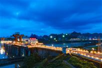 红水河上夜明珠