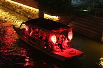 台儿庄的小船