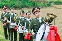 乡村乐队(组照8幅)