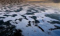 松花湖冬日