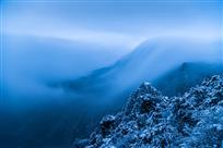 观云亭之冬