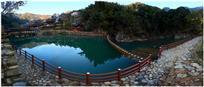 绿水青山黄林村