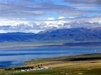 青海湖风情一瞥
