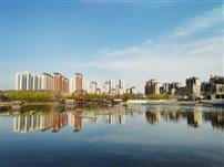 新郑龙湖城市湿地公园