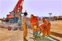 奋战在苏丹的中石油測试队