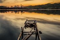 寂静的达尔滨湖