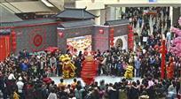 祥狮送福舞新春