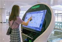 信息时代让旅客更便捷