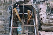 安岳石刻保护